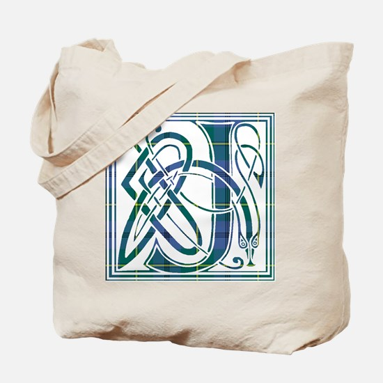 Monogram - Johnstone Tote Bag