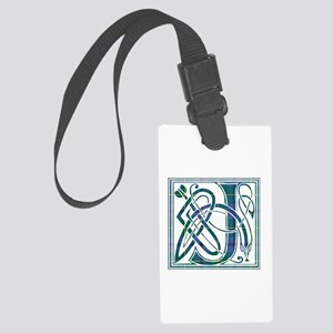 Monogram - Johnstone Large Luggage Tag