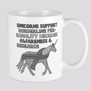 Unicorns Support Borderline Personality Disor Mugs
