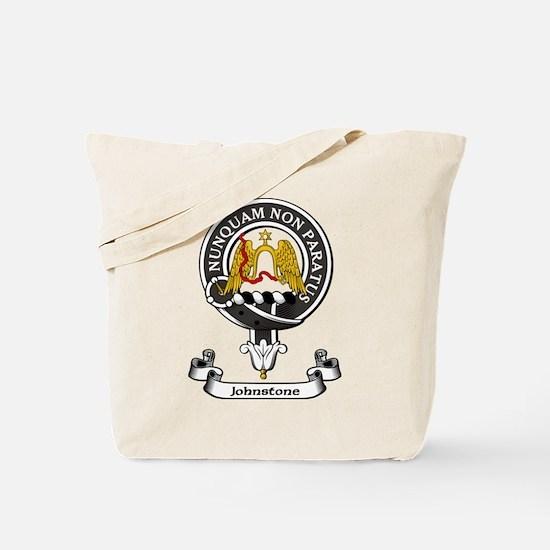 Badge - Johnstone Tote Bag