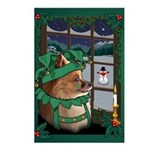 Cutest Christmas Dog Postcards (Package of 8)