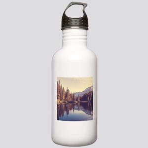 Glacier National Park Stainless Water Bottle 1.0L