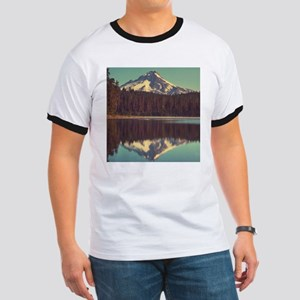 Mount Hood Ringer T