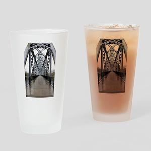 Wet Trestle Drinking Glass