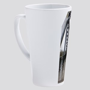 Wet Trestle 17 oz Latte Mug