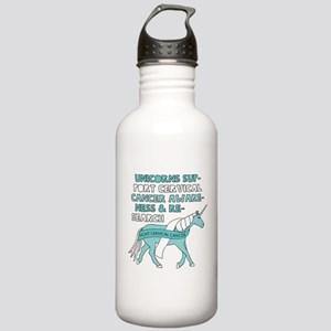 Unicorns Support Cervi Stainless Water Bottle 1.0L