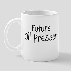 Future Oil Presser Mug