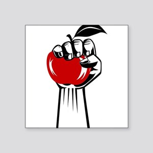 Revolution Apple Sticker