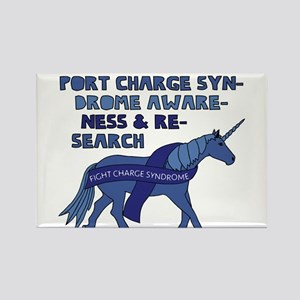 Unicorns Support Charge Syndrome Awareness Magnets