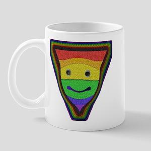RAINBOW PRIDE/NEW/SMILEY FACE Mug
