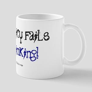 Policy Failure Mug
