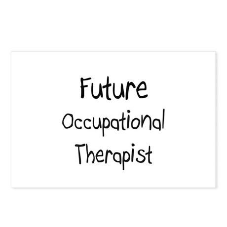 Future Occupational Therapist Postcards (Package o