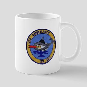 USS AMBERJACK Mug