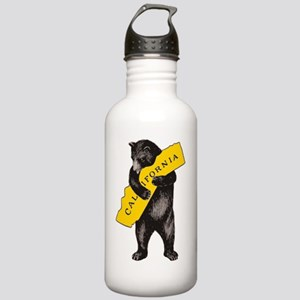 Vintage California Bea Stainless Water Bottle 1.0L