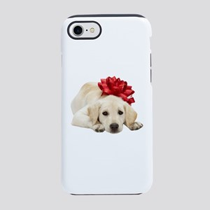 Yellow Lab Puppy iPhone 8/7 Tough Case
