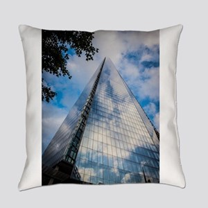 The London Shard Everyday Pillow