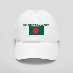 100 PERCENT MADE IN BANGLADES Cap