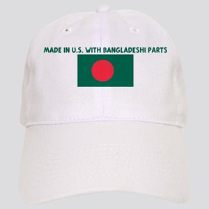 MADE IN US WITH BANGLADESHI P Cap