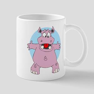 Hippo Hug Stainless Steel Travel Mugs