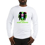 Stop Global Warming Long Sleeve T-Shirt