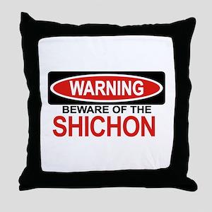 SHICHON Throw Pillow