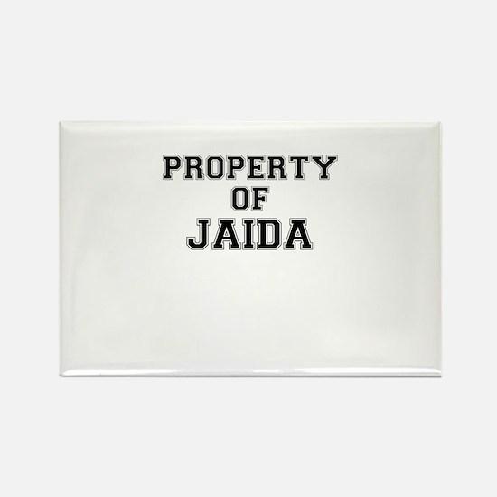 Property of JAIDA Magnets