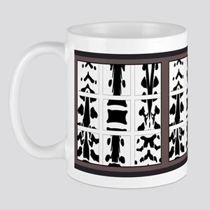 Vertebral Collage Mug