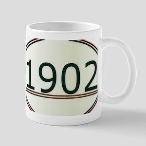 1902 Mugs
