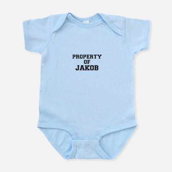 Property of JAKOB Body Suit
