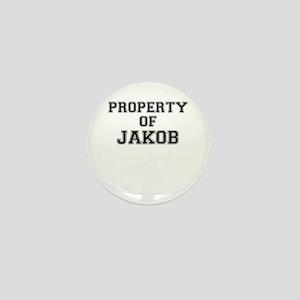 Property of JAKOB Mini Button