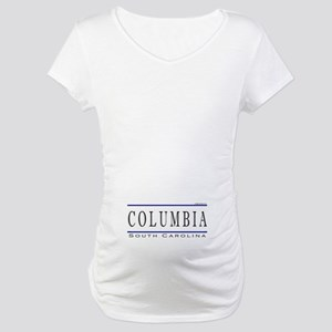MATERNITY CUT (belly print) T-Shirt