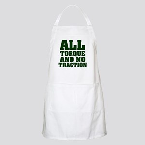 The All Action BBQ Apron