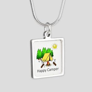 Happy Camper Necklaces
