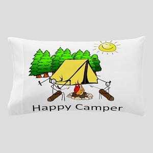 Happy Camper Pillow Case