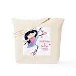 Babem Ballet Fairy Tote Bag