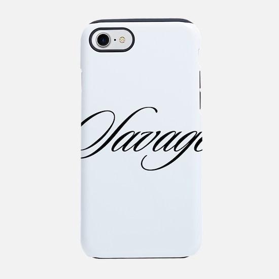 Savage iPhone 8/7 Tough Case