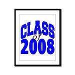 Class of 2008  Framed Panel Print
