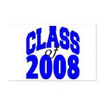 Class of 2008  Mini Poster Print