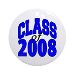 Class of 2008 Ornament (Round)
