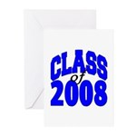 Class of 2008  Greeting Cards (Pk of 20)