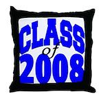 Class of 2008  Throw Pillow