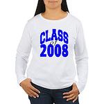 Class of 2008 Women's Long Sleeve T-Shirt