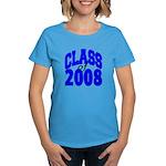Class of 2008 Women's Dark T-Shirt