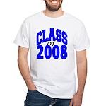 Class of 2008 White T-Shirt