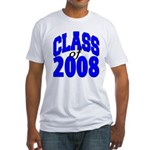 Class of 2008 Fitted T-Shirt