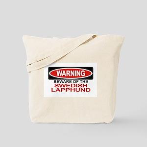 SWEDISH LAPPHUND Tote Bag