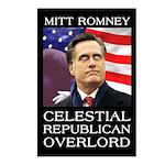 Mitt Celestial Postcards (Package of 8)