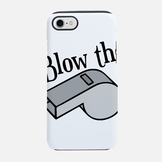 Blow the Whistle iPhone 8/7 Tough Case