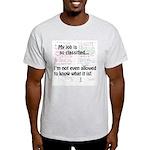 Classified Light T-Shirt