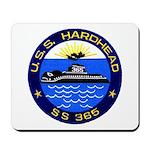 USS HARDHEAD Mousepad